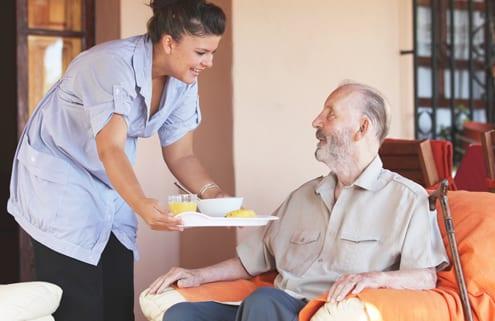 pflegekraft zuhause