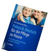 Buch zur Verständigung mit Pflegekräften aus Polen