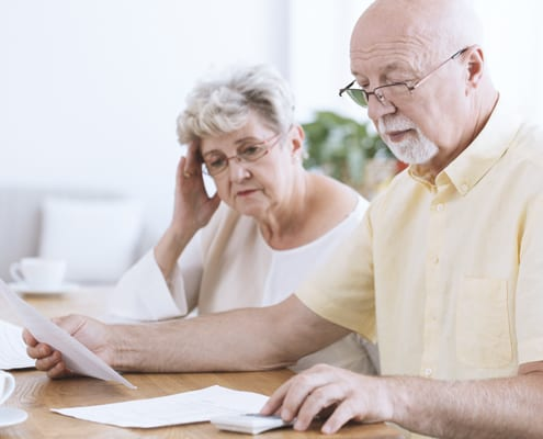 Senioren entscheiden über private 24-Stunden-Pflege