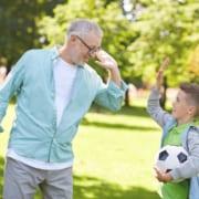Freizeitaktivität für Senioren