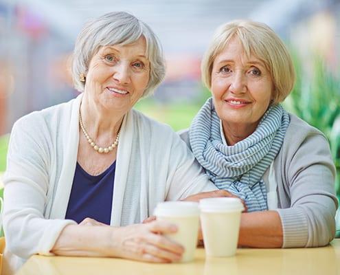 Frauen die Pflegezeit / Familienpflegezeit beantragt haben