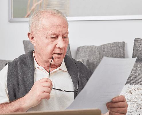 Antrag für kostenlose Pflegehilfsmittel
