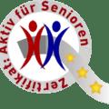 Als 24-Stunden Pflege bei Aktiv für Senioren zertifiziert