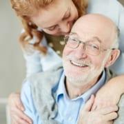 24-Stunden-Betreuungskraft lebt beim Patient Zuhause