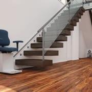 kostengünstig eingebauter Treppenlift