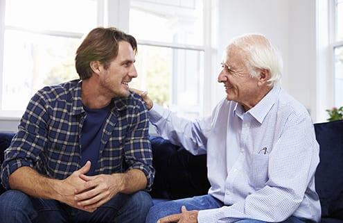 Sohn kann Verhinderungspflege steuerfrei für den Vater beziehen