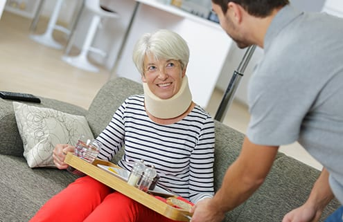 Haushaltshilfe über Pflegekasse